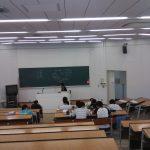 高校3年生(高校66期生)学習合宿